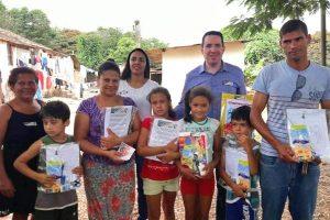 """PRB Valinhos (SP) promove campanha """"Volta às Aulas Nota 10!"""""""