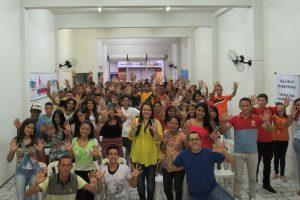 Flavia Soares realiza debate com jovens de Juazeiro do Norte (CE)