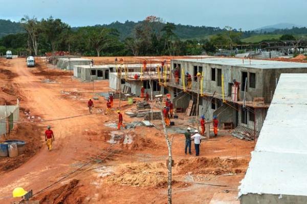 Município de Itabuna tem investimento recorde em habitação popular