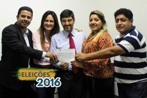 Pricila Menin conquista filiação de liderança boliviana na capital paulista