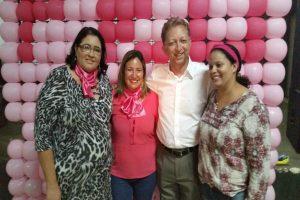 PRB Mulher realiza 1º encontro municipal em Cachoeira Dourada (GO)