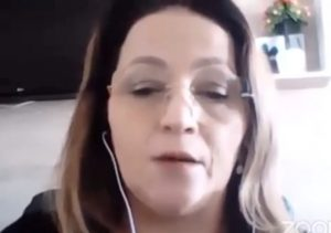 Professora Ana Lúcia quer debater os impactos da pandemia na realização do Enem