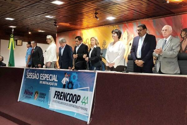 Cooperativismo ganha frente parlamentar no Pará