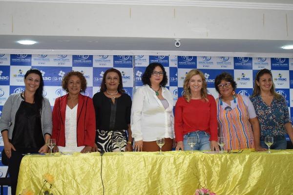 Mulheres debatem fim da violência em palestra sobre 16 Dias de Ativismo em Ananindeua