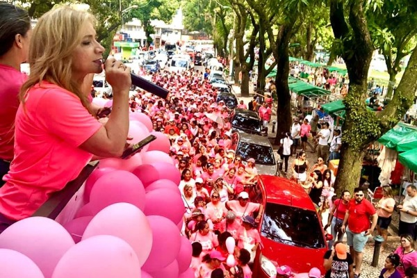 Procuradoria da Mulher promove ações do Outubro Rosa no Pará