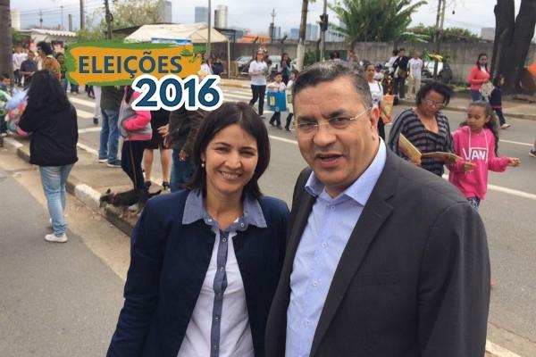 Candidata a prefeita de Carapicuíba (SP), Professora Sônia divulga plano de governo