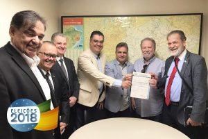 Ex-deputado Remolo Aloise filia-se ao PRB em Minas Gerais