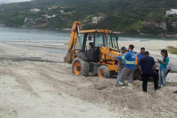 Prefeitura de Arraial do Cabo (RJ) cobra melhorias no tratamento de esgoto