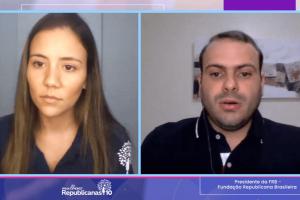 Em live, Renato Junqueira fala sobre a importância das mulheres na política