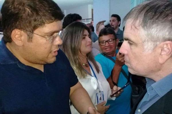 Prefeito Reno Marinho participa do lançamento do Movimento Brasil 200