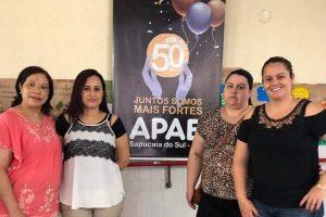 Mulheres Republicanas promovem ação social em Sapucaia do Sul