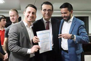 Republicanos SC recebe 100 novos filiados em Chapecó