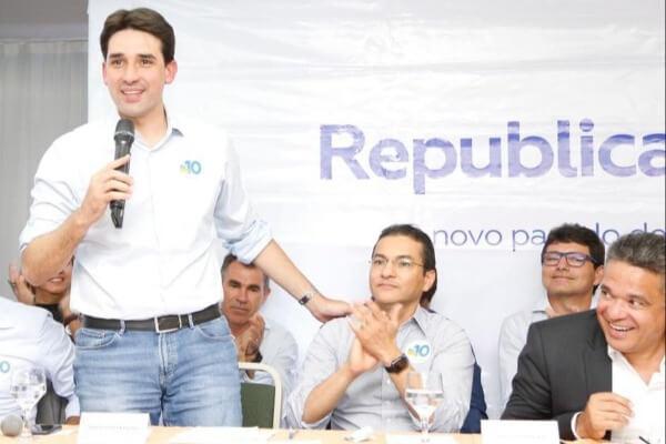 Silvio Costa Filho fortalece Republicanos em Pernambuco