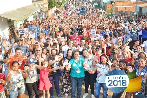 Republicanos Manuel Marcos e Doutora Juliana ouvem demandas da comunidade