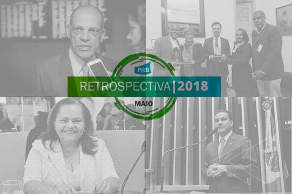 Atuação de Marcos Pereira, posse no DF, filiação em RR e homenagem na Colômbia