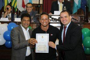 Vereador Ricardo Evangelista assume a presidência do PRB Niterói (RJ)