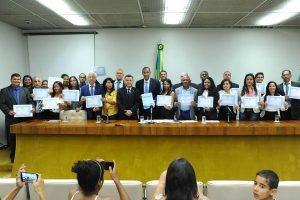 PRB Idoso empossa novos coordenadores e subcoordenadores regionais no DF
