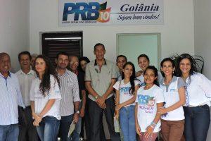 Executiva do PRB Goiânia promove curso sobre cidadania e transformação social