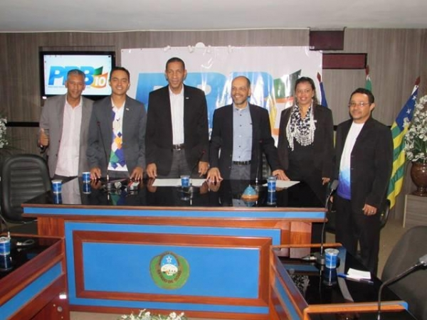 PRB Goiás realiza 7º Encontro Regional no Novo Gama
