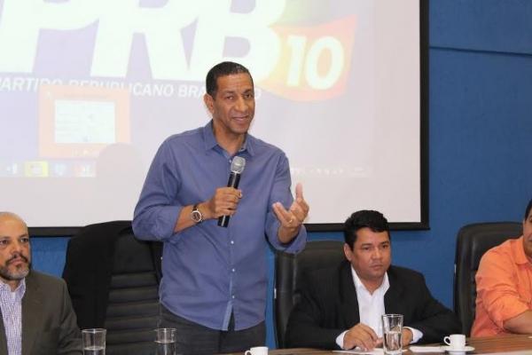 Ricardo Quirino participa do 2º Encontro do PRB Planaltina de Goiás