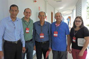 Ricardo Quirino prestigia formação de gestores públicos em Goiânia (GO)