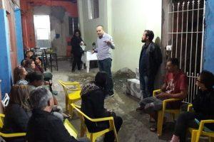 Ricardo Silva acolhe demandas de moradores da Vila Ayrosa em Osasco