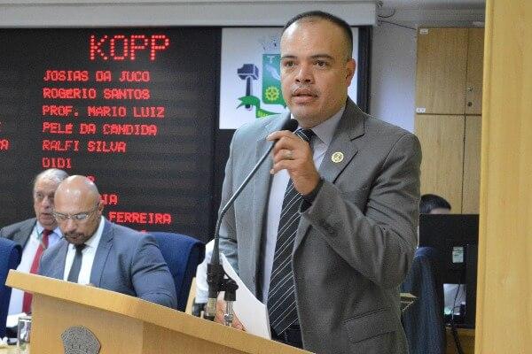 Ricardo Silva destaca ações para melhorar a mobilidade urbana