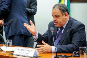 Roberto Alves assume a vice-presidência da Comissão do Esporte