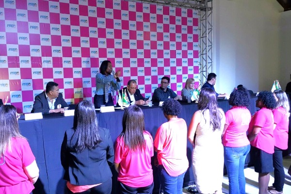 PRB Mulher de Campinas reúne mil pessoas em posse de novas coordenadoras