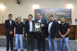 Cosmópolis (SP) concede ao deputado Roberto Alves o título de 'Cidadão Cosmopolense'