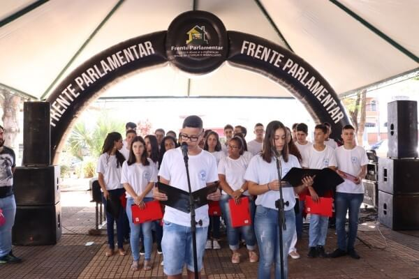 Frente parlamentar contra a violência sexual infantil é lançada em Itápolis