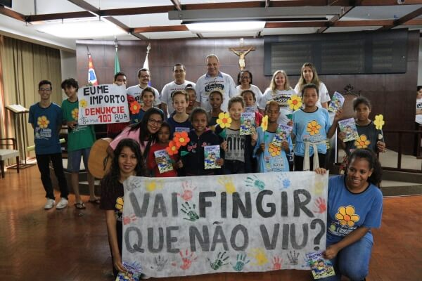Roberto Alves reforça ações de combate à violência sexual infantil