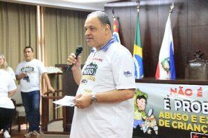 Frente presidia por Roberto Alves se mobiliza em defesa dos atletas mirins