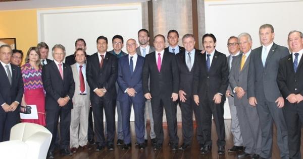 Roberto Sales integra Frente Parlamentar Brasil - Itália