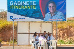 Moradores dos bairros Santa Maria e Novo Horizonte reclamam da coleta de lixo
