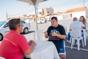 Gabinete Itinerante de Robson Magela atende moradores do setor Leste de Araxá