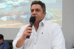 Robson Magela pede a regularização da coleta de lixo em Araxá (MG)