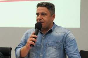 Robson Magela pede revitalização de praça e bosque em Araxá
