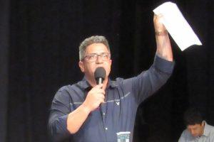 Robson Magela denuncia falta de pagamento de professores em Araxá
