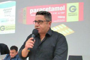Robson Magela denuncia a da falta de medicamentos em UPA de Araxá