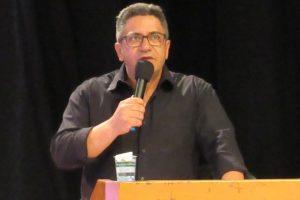 Robson Magela fala da situação dos andarilhos e do concurso público da prefeitura