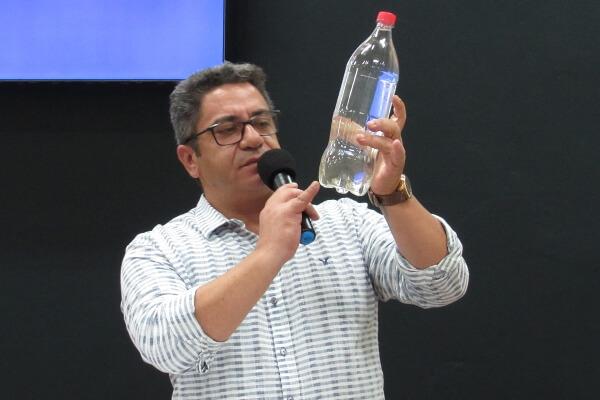 Araxá: vereador critica qualidade da água na comunidade Boca da Mata