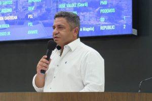 Robson Magela cobra prefeitura sobre implantação de UTI neonatal em Araxá
