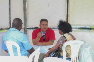 Robson Magela realiza 2ª edição do Gabinete Itinerante em Araxá (MG)
