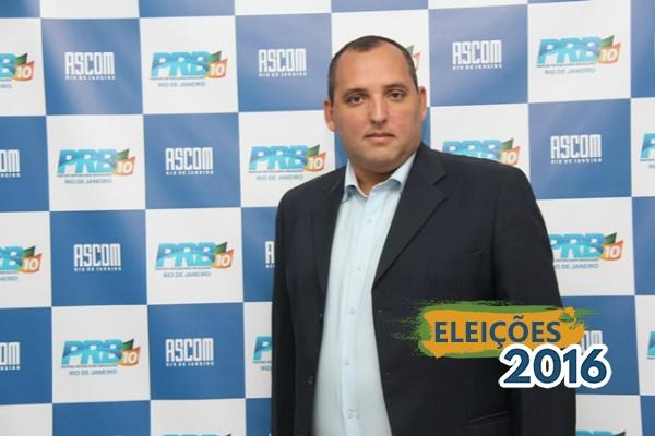 Rodrigo Medeiros denuncia ataques à sua campanha