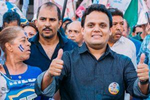Presidente da Câmara de Águas Lindas (GO) fará mandato transparente em prol do povo