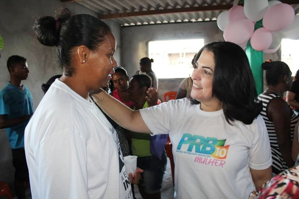 Mulher na Política é o tema de encontros do PRB Mulher em Salvador (BA)