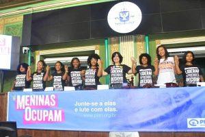 Rogéria Santos garante voz e vez às meninas em sessão mirim da Câmara de Salvador