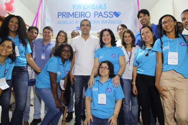 Rogéria Santos participa de ações sociais para famílias carentes
