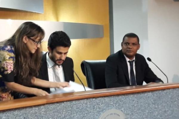 Rogério Santos vai defender o desenvolvimento social e econômico de Palmas